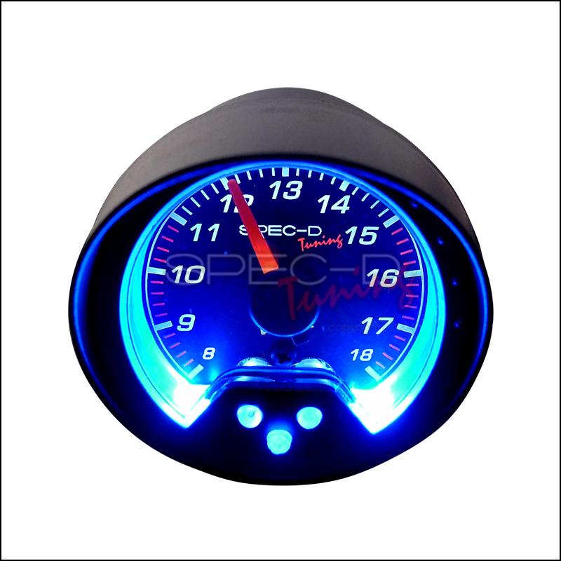 Spec-D Tuning® Volt Meter Gauge