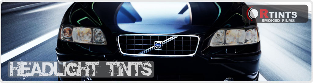 Volvo Headlight Tint