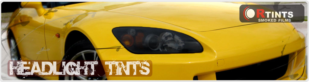 Headlight Tint | Smoked Headlights