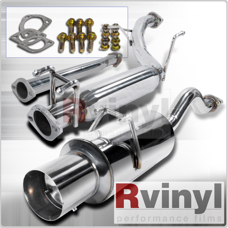 Spec-D Tuning® Cat-Back Exhaust System