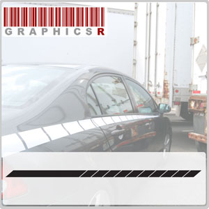 Side Stripes - Rapture Body Graphic