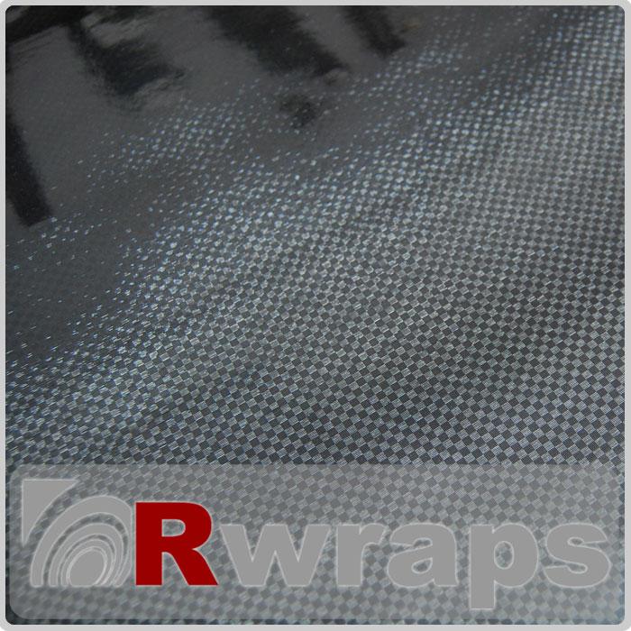 Carbon Fiber Vinyl R2 Black