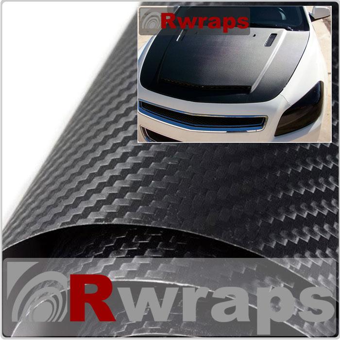 2004 Mercury Marauder Carbon Fiber Spoiler Wrap