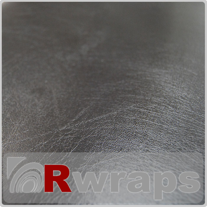 Leather Vinyl Film - Black