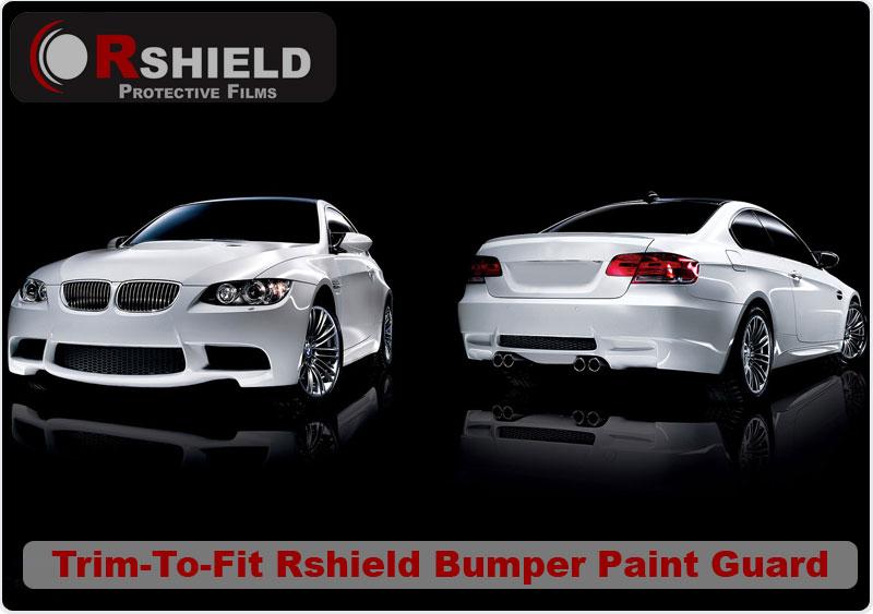Paint Protection Bumper Gaurd