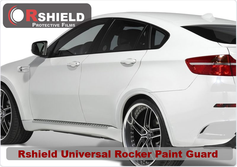 Paint Protection Rocker Panel Guard