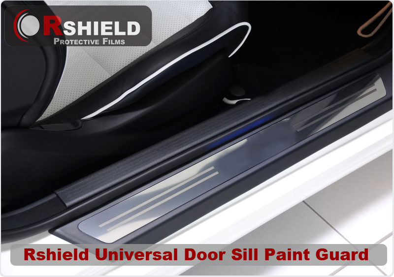 Paint Protection Door Sill Gaurd & Paint Protection Kit - Door Sill