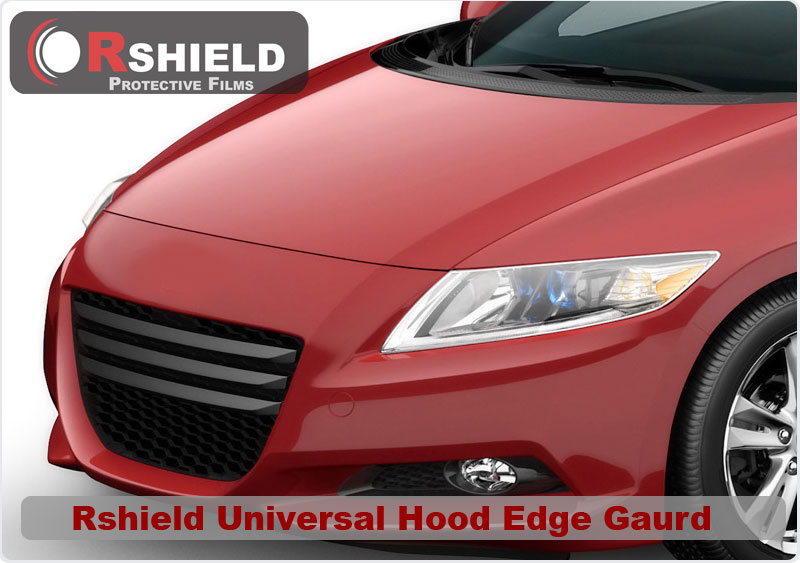 Paint Protection Hood Edge Guard