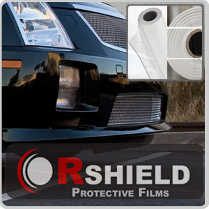 Fog Light Protection Film