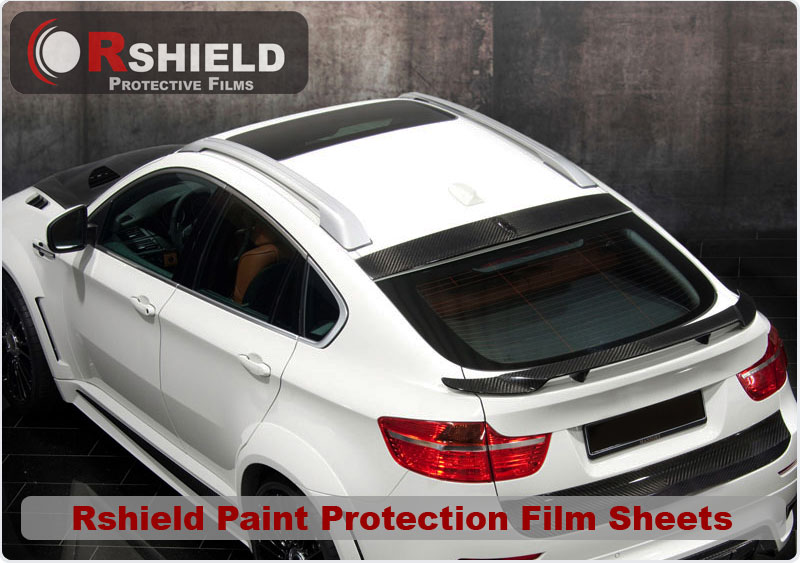 Paint Protection Film Sheets
