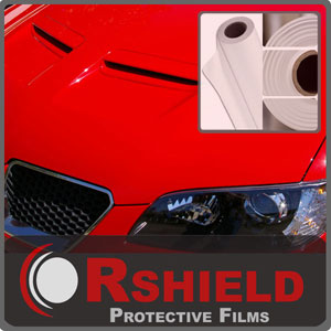 Paint Protection Film - Hood