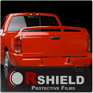 Paint Protection Kit - Tailgate