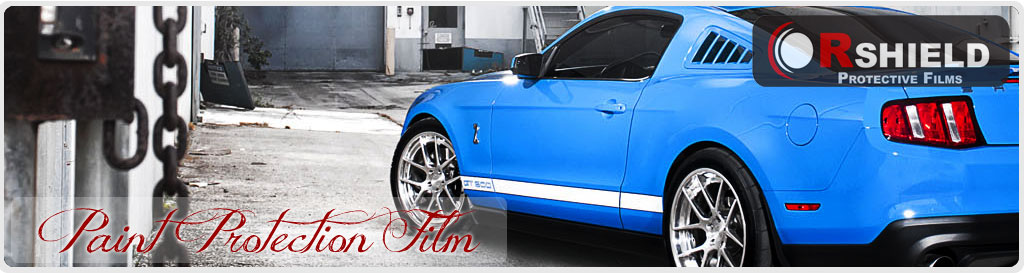 Paint Protection | Clear Bra Film Kits