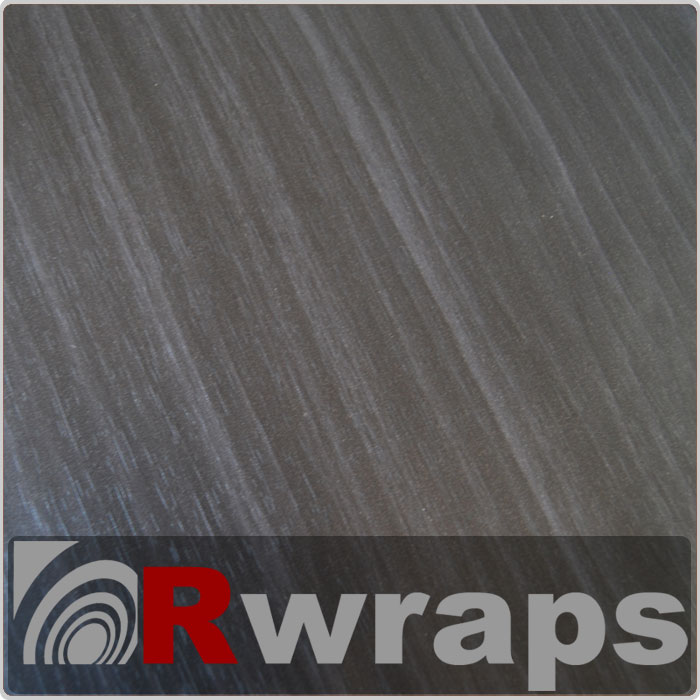 Wood Grain Vinyl Film - Ebony
